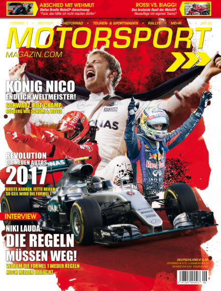 Motorsport-Magazin December 15, 2016 00:00