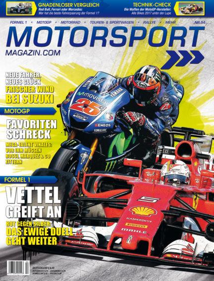Motorsport-Magazin April 13, 2017 00:00