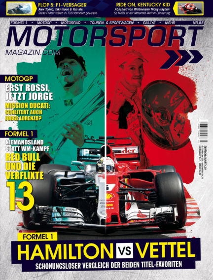 Motorsport-Magazin June 15, 2017 00:00