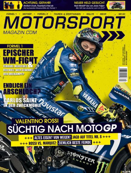 Motorsport-Magazin May 17, 2018 00:00
