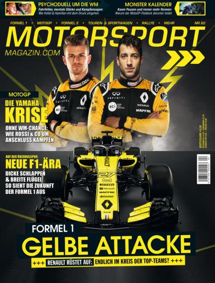 Read Motorsport Magazin Magazine On Readly The Ultimate Magazine