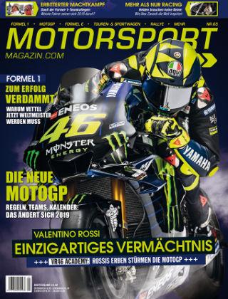 Motorsport-Magazin 65