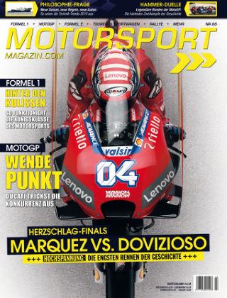 Motorsport-Magazin 66