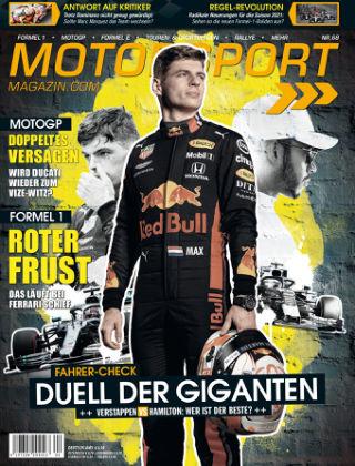 Motorsport-Magazin 68