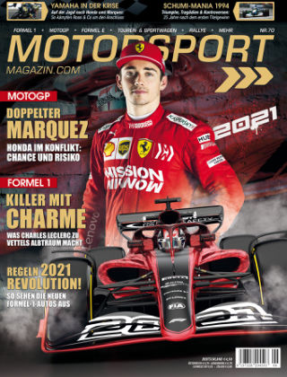 Motorsport-Magazin 70