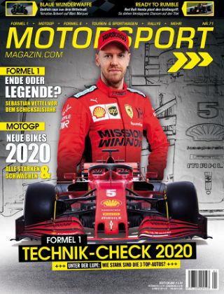 Motorsport-Magazin 71
