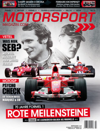 Motorsport-Magazin 72