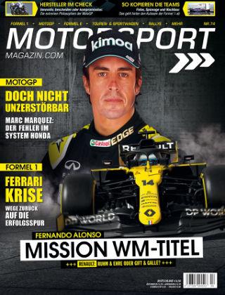 Motorsport-Magazin 74