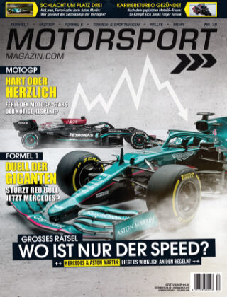 Motorsport-Magazin 78