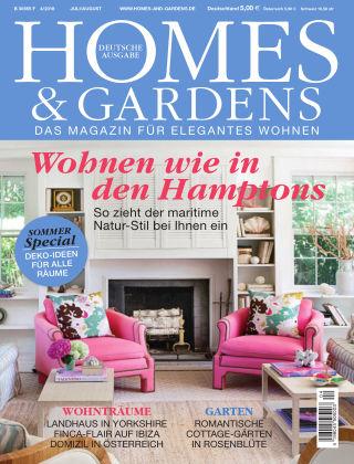 HOMES & GARDENS - DE 04/18
