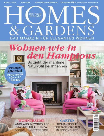 HOMES & GARDENS - DE June 13, 2018 00:00