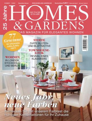 HOMES & GARDENS - DE 07/18