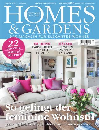 HOMES & GARDENS - DE 4/19