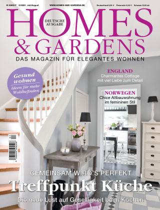 HOMES & GARDENS - DE 4/20