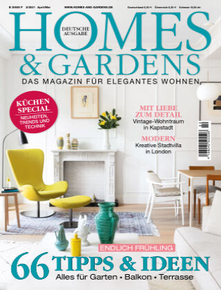 HOMES & GARDENS - DE 2/21