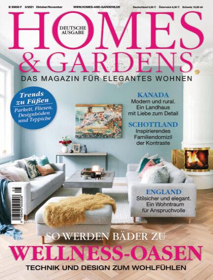 HOMES & GARDENS - DE