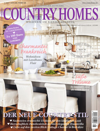 COUNTRY HOMES 01/19
