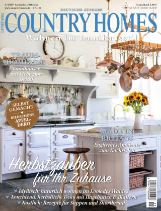 COUNTRY HOMES 05/19