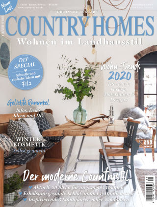 COUNTRY HOMES 1/20