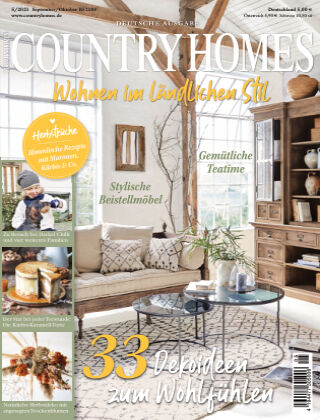 COUNTRY HOMES 2021-09-01