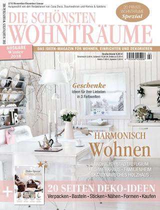 DIE SCHÖNSTEN WOHNTRÄUME 02/18