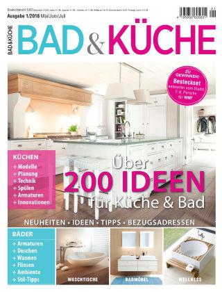 BAD & KÜCHE (eingestellt) 01/18
