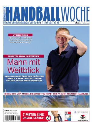 HANDBALLWOCHE NR. 40 2016