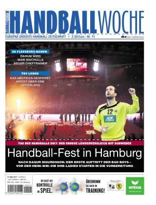 HANDBALLWOCHE Nr11_2017