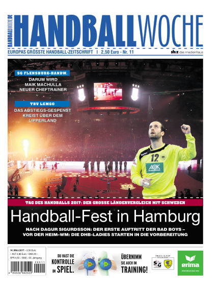 HANDBALLWOCHE March 14, 2017 00:00