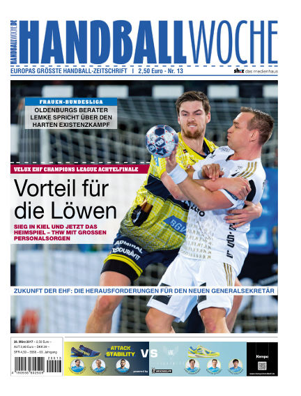 HANDBALLWOCHE March 28, 2017 00:00