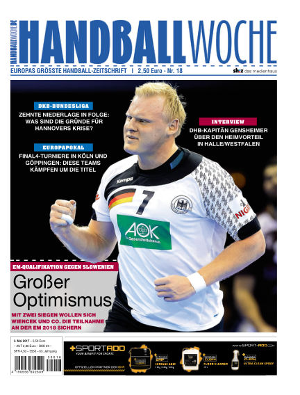 HANDBALLWOCHE May 03, 2017 00:00