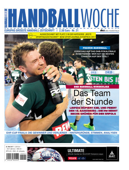 HANDBALLWOCHE May 23, 2017 00:00