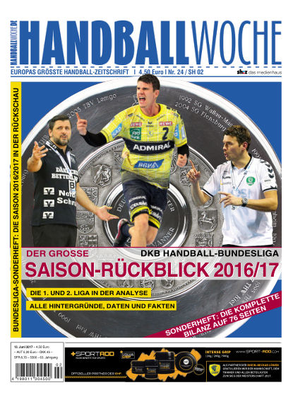 HANDBALLWOCHE June 13, 2017 00:00