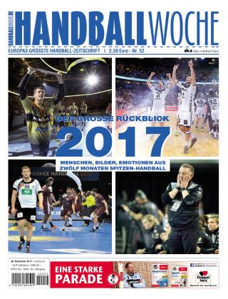 HANDBALLWOCHE Nr52_2017