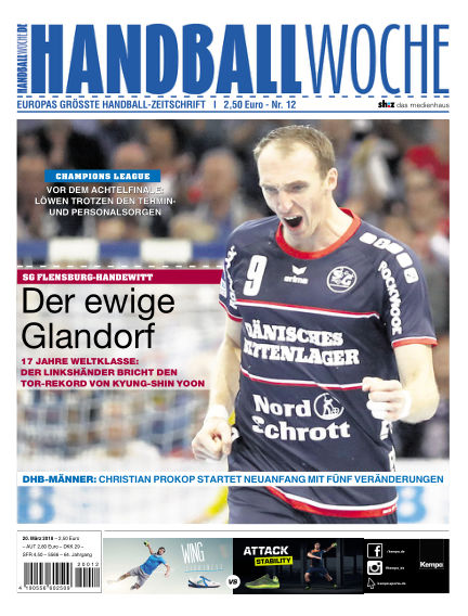 HANDBALLWOCHE March 20, 2018 00:00