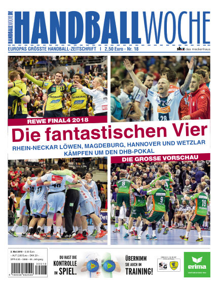 HANDBALLWOCHE May 02, 2018 00:00