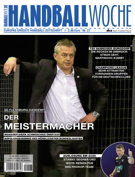 Handballwoche Subscription Best Offer With Readly