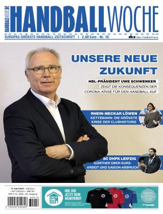 HANDBALLWOCHE Nr16_2020