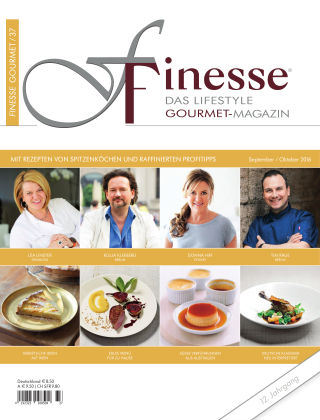 Finesse Gourmet 37