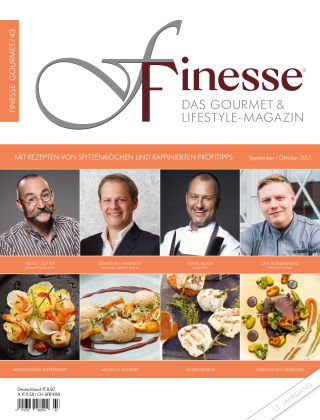 Finesse Gourmet 43