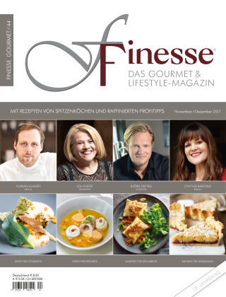 Finesse Gourmet 44