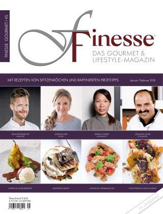 Finesse Gourmet 45