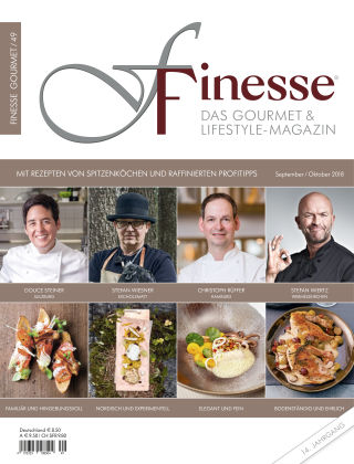 Finesse Gourmet 49