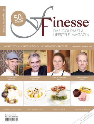 Finesse Gourmet 50