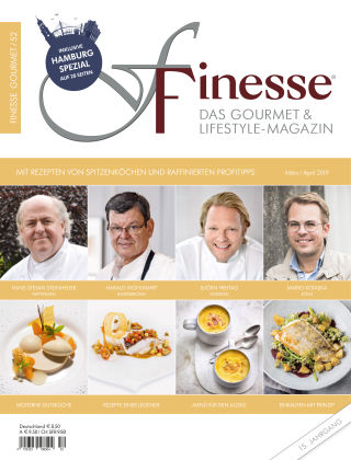 Finesse Gourmet 52
