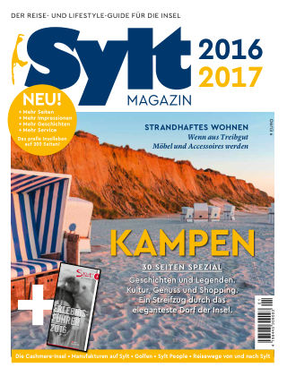 Sylt Magazin 2016/2017