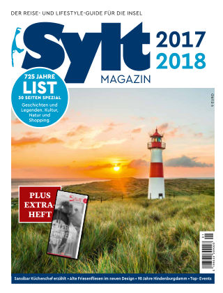 Sylt Magazin 2017/2018