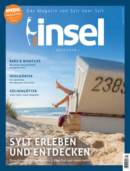 Die Inseln April 13, 2017 00:00