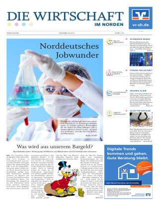 Die Wirtschaft im Norden NR.01 2017