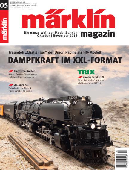 märklin magazin October 06, 2016 00:00